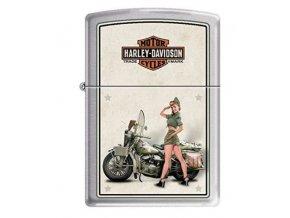 Zippo Harley Davidson 9939  Pinup