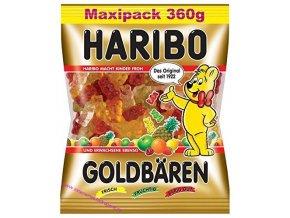 Haribo Goldbären medvídci maxipack 360g