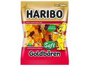 Haribo Goldbären Saft medvídci 175g