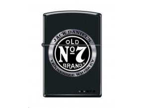 Zippo Jack Daniels logo 4418