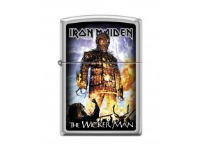 Zippo Iron Maiden 8537 The Wicker Man