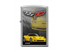 Zippo Chevrolet Corvette 4538