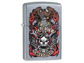 Zippo Harley Davidson 2907