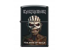 Zippo Iron Maiden Eddie The Book of Souls 3344