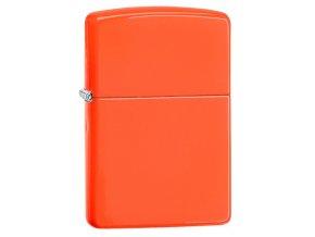 Zippo Neon Orange 26690