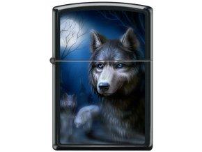 Zippo  Wolf 3434