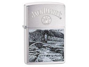 Zippo Jack Daniels 29179 JD scenes 7 Limited Edition