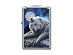 Zippo 9286 Lisa Parker-Wolf & Moon