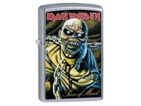 Zippo Iron Maiden Piece of Mind 29876