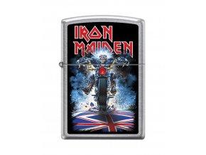 Zippo Iron Maiden Dont Walk 8945