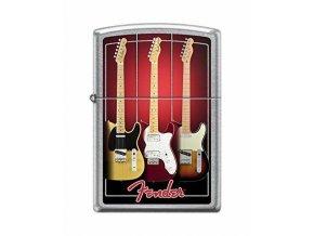 Zippo Fender - kytara