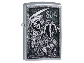 Zippo Sons of Anarchy 49004