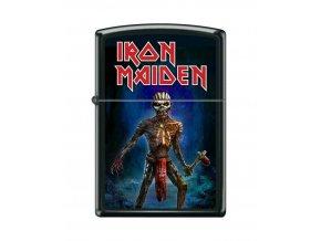 Zippo Iron Maiden Edie