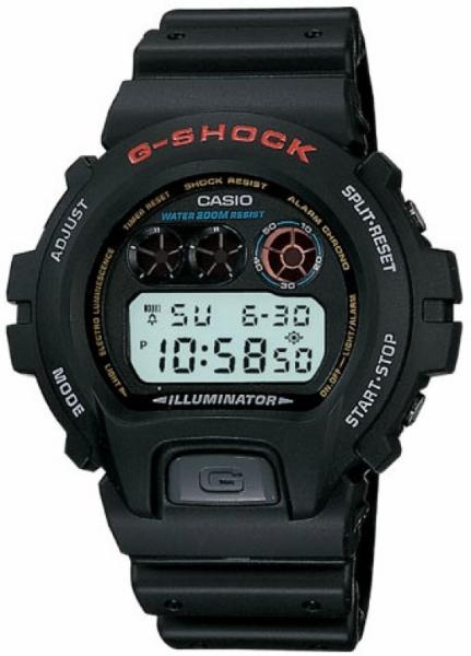 Casio G-SHOCK DW-6900-1 + možnost gravírování