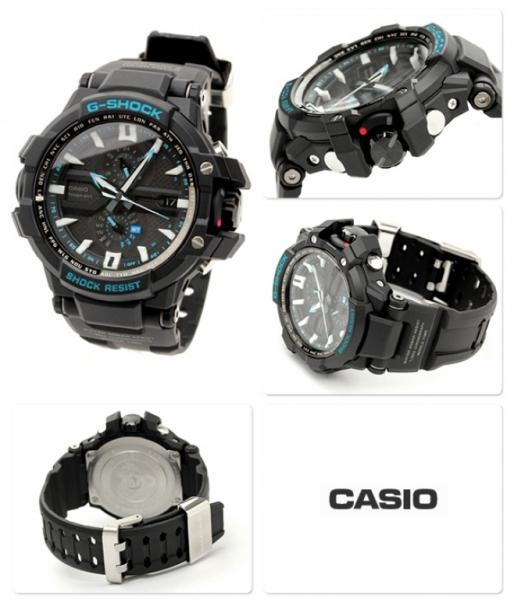 Casio G-Shock GW-A1000-1A Sky Cockpit