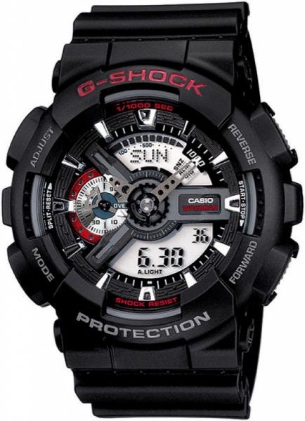 Casio G-Shock G-Classic GA-110-1A + možnost gravírování