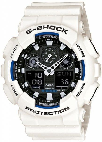 Casio G-Shock GA-100B-7A + možnost gravírování