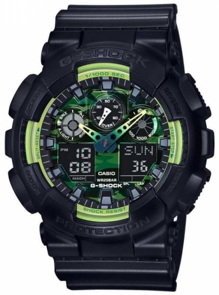 Casio G-Shock GA-100LY-1A + možnost gravírování