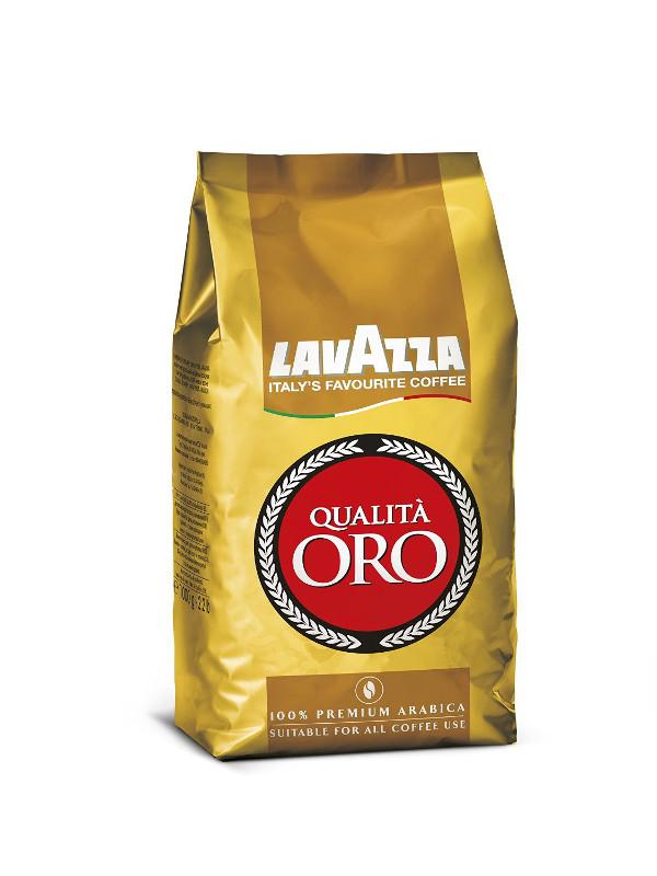 Lavazza Qualitá Oro 100% Arabica zrnková káva 1 kg