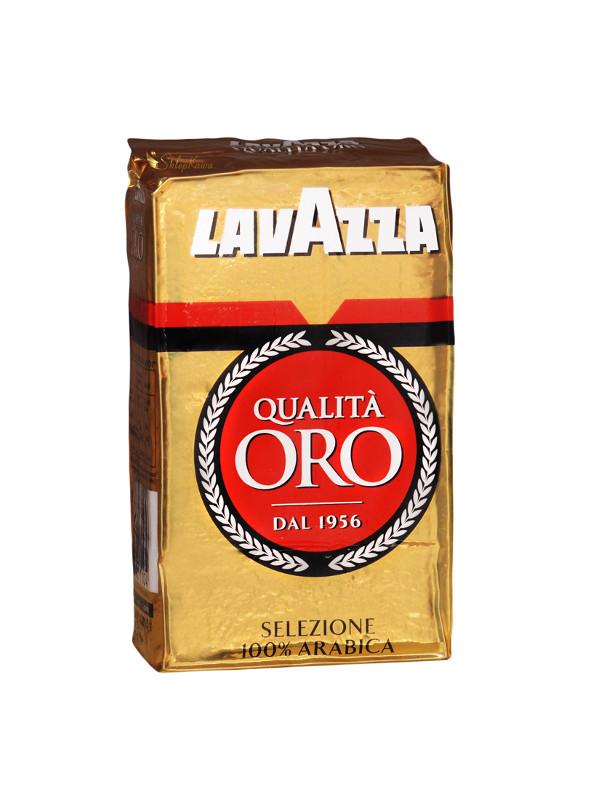 Lavazza Qualita Oro mletá káva 250 g