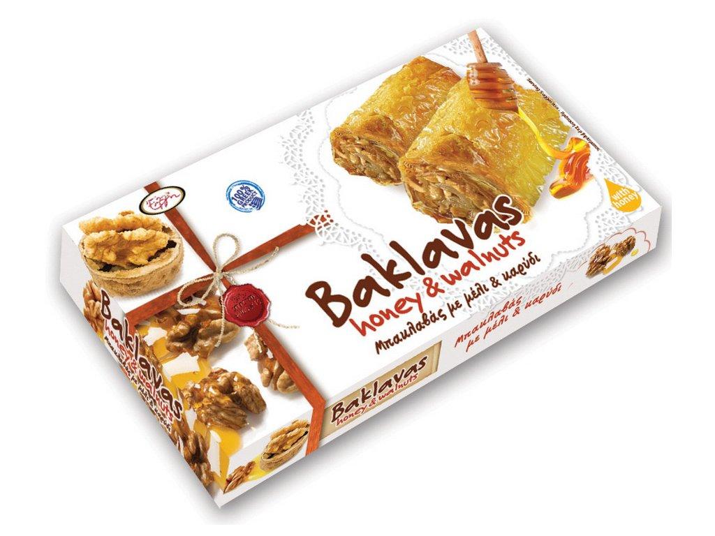 Baklava med a vlašské ořechy 210g
