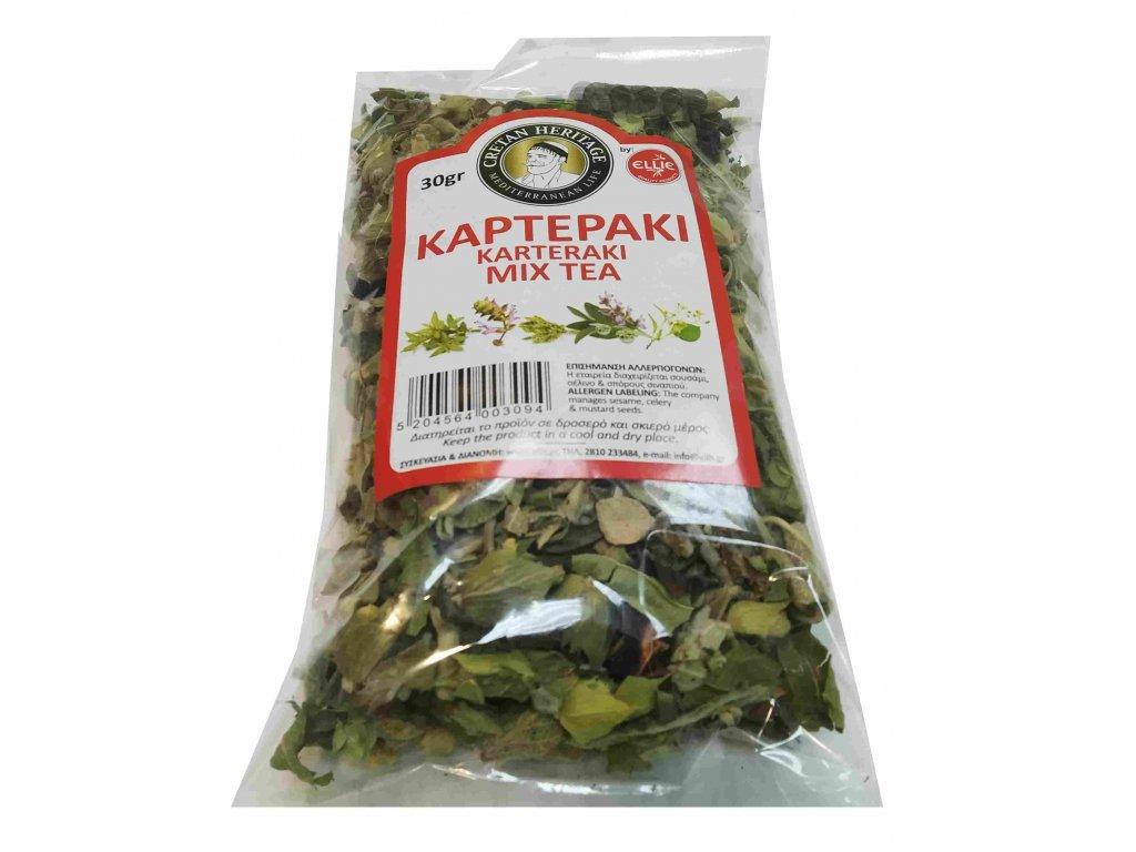 krétský míchaný čaj 30g
