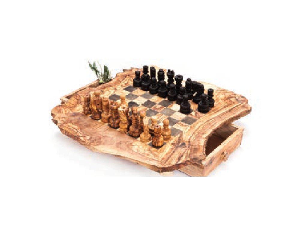 šachy s nohama 30cm