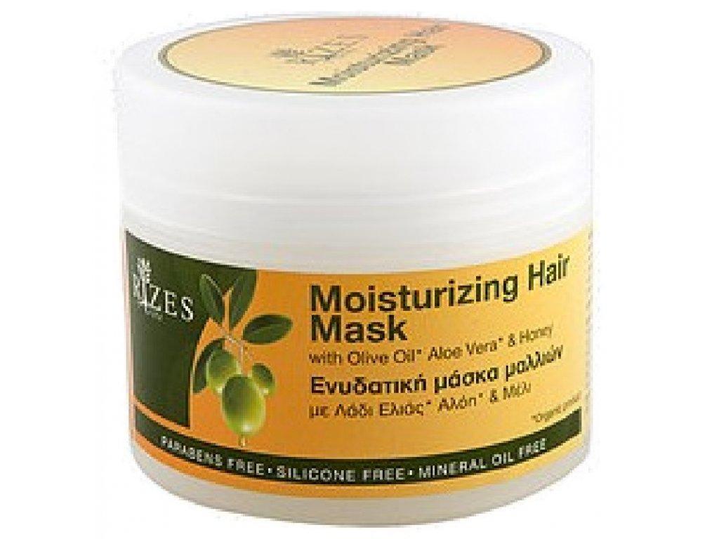 hydratacni vlasova maska na slabe poskozene vlasy aloe vera
