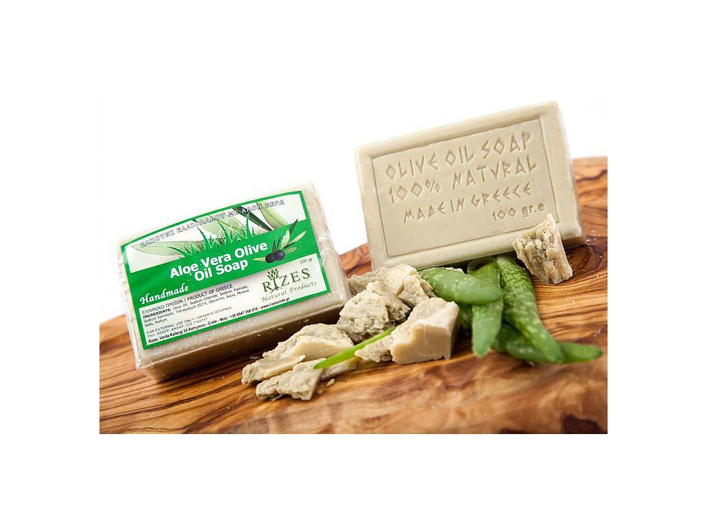 mýdlo aloe vera 50g