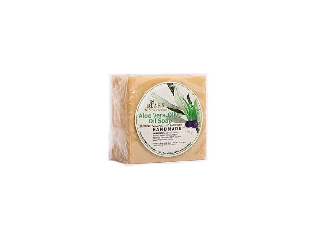 aloe vera olivove mydlo rucni vyroby