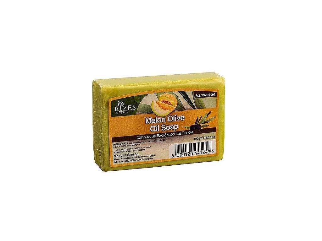 mýdlo melounové 100g
