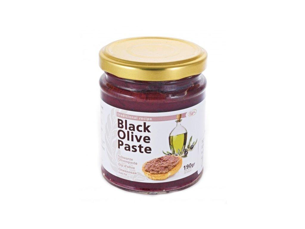 cerna olivova pasta 135g