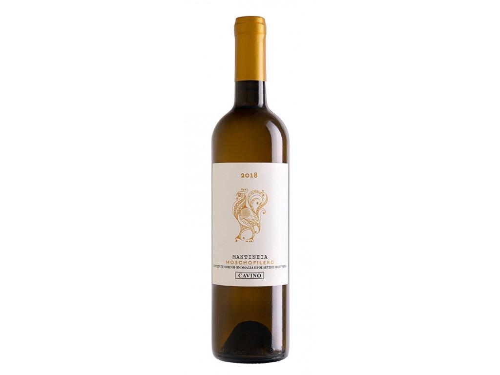 Bílé suché víno Moschofilero 750ml