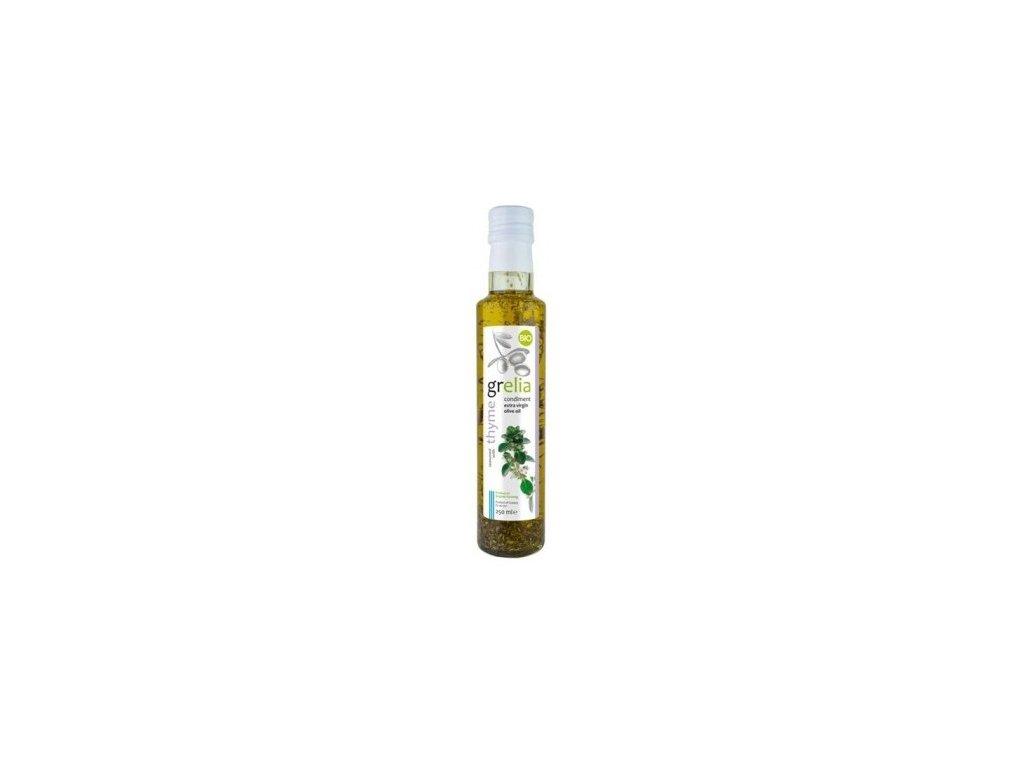 olivovy olej s tymianem bio 250ml