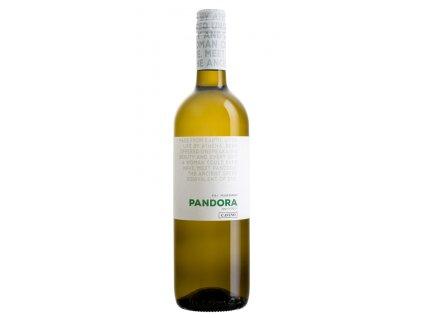 Bílé suché víno Kritsa