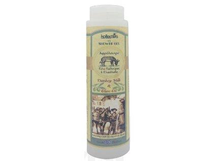 Sprchový gel oslí mléko 300ml
