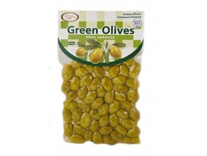 olivy zelené 250g