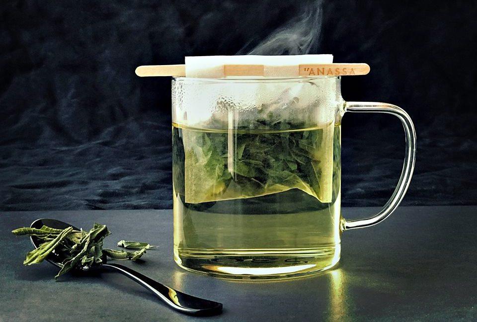 Exkluzivní bylinkové čaje ANASSA