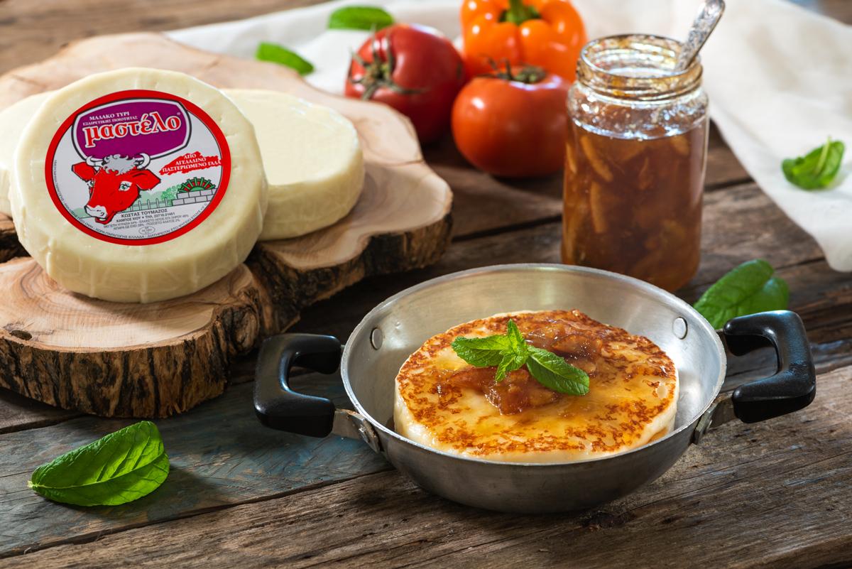 Mastelo - vynikající sýry z řeckého ostrova Chios