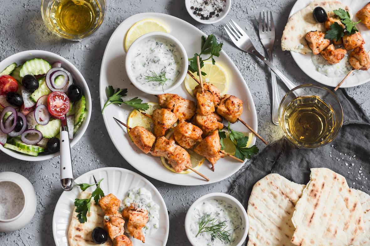 Řecké delikatesy