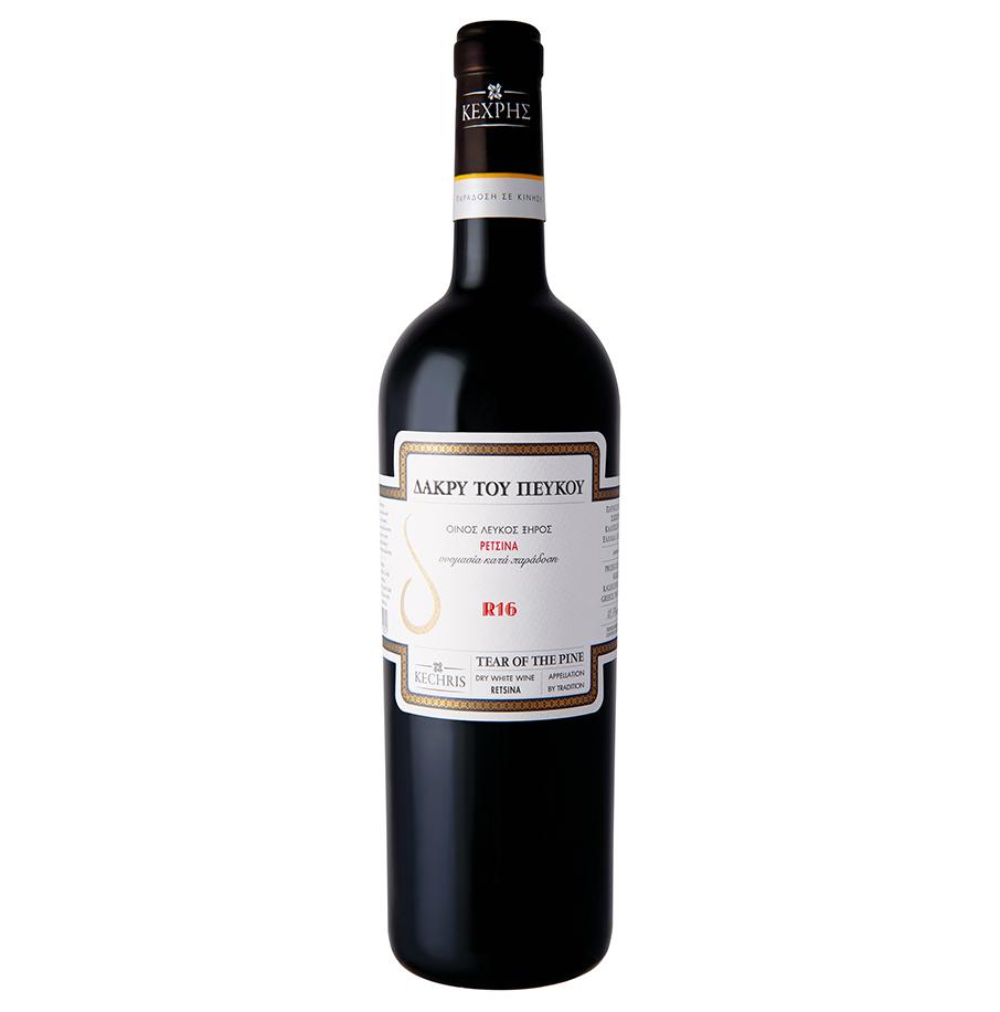 Retsina - víno s 3500 let starou historií