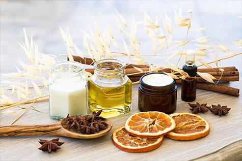 Řecká přírodní kosmetika