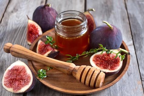 Med, marmelády a řecké sladkosti
