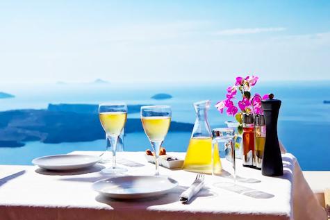 Řecká vína a destiláty