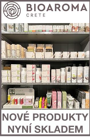 BioAroma - 100% BIO kosmetika z Kréty v Greek Marketu
