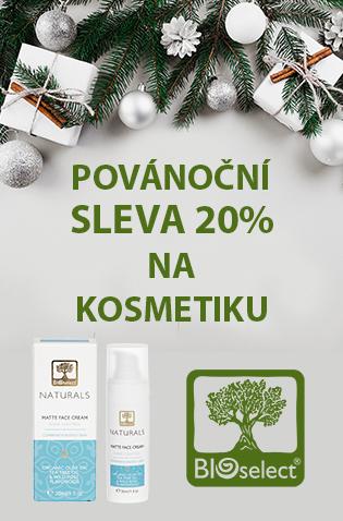 Objednejte si kosmetiku BIOselect z Kréty se slevou 20%