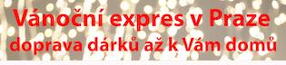 Vánoční expres v Praze