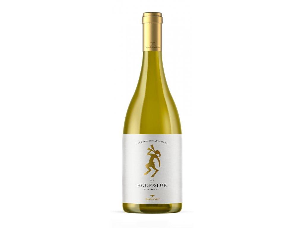 Troupis bile suche vino HOOF & LUR Moschofilero GreekMarket