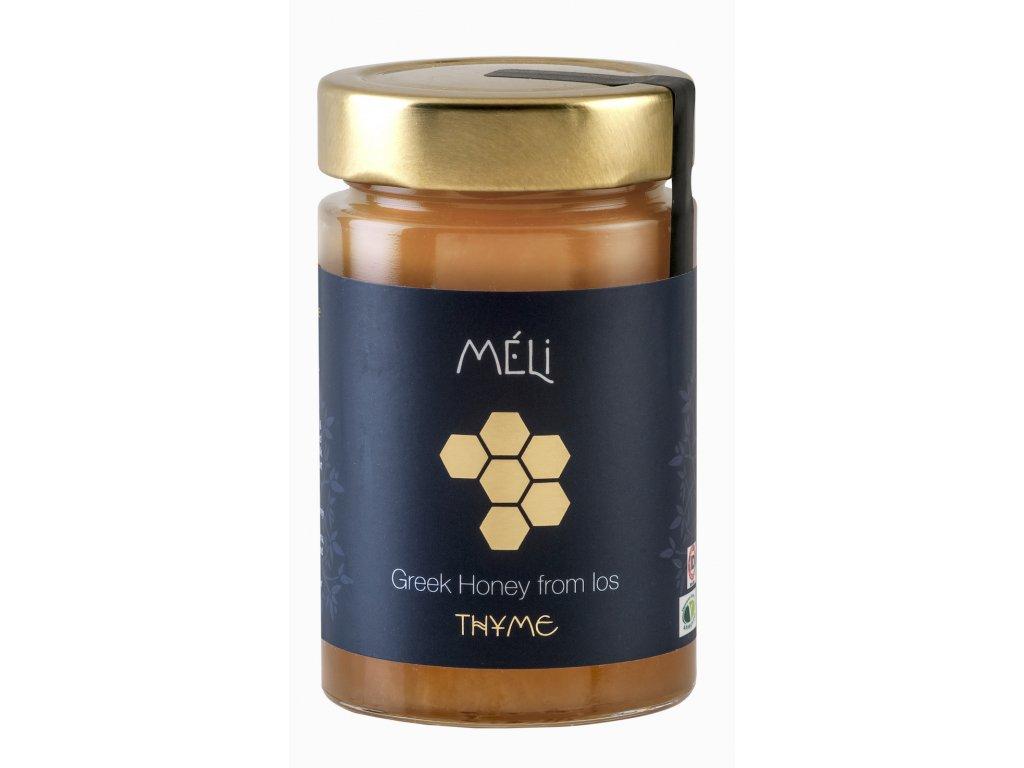 Tresors tymianovy med z ostrova Ios GreekMarket