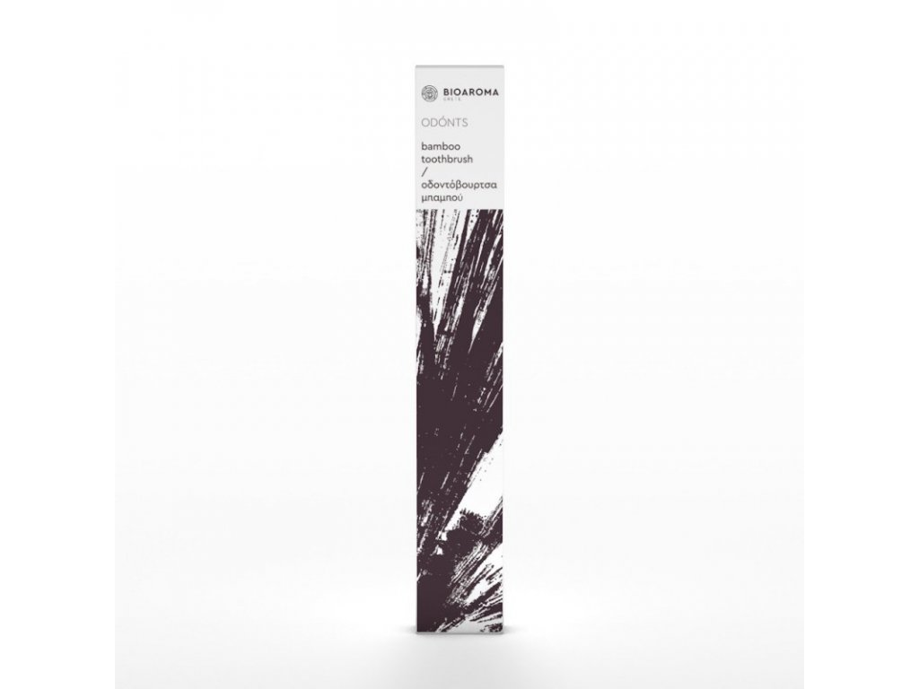 ODÓNTS zubní kartáček z bambusu BioAroma